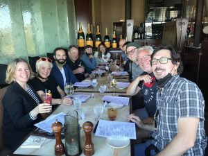 Worktank 20th Anniversary Dinner at Daniel's Broiler in Seattle WA
