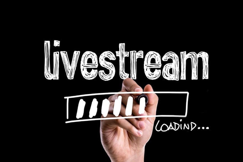 84264345 - livestream loading